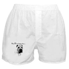 Shar Pei Happy Boxer Shorts
