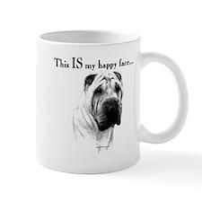 Shar Pei Happy Mug
