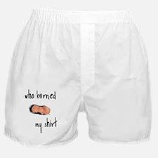 burnedshirt Boxer Shorts