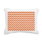 Monogrammed pillow Rectangle Canvas Pillows