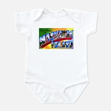 Mackinac Island Michigan Infant Bodysuit