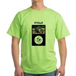 iPitbull Green T-Shirt