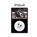 iPitbull Postcards (Package of 8)