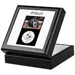 iPitbull Keepsake Box