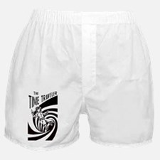 Time Traveler scifi vintage Boxer Shorts