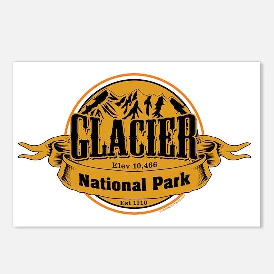 Glacier, Montana Postcards (Package of 8)