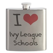 I Love Ivy League Schools Flask