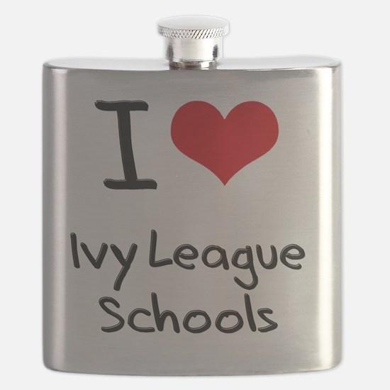 I Love Ivy League Schools Flask