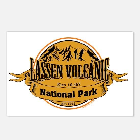 Lassen Volcanic, Californ Postcards (Package of 8)