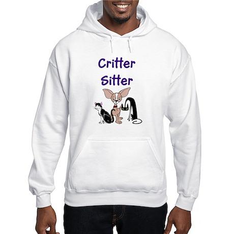 Pet Sitter Hooded Sweatshirt
