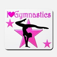 TIP TOP GYMNAST Mousepad