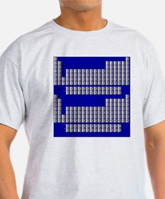 Deluxe Periodic Table T-Shirt