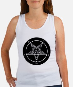 Baphonet Pentacle Women's Tank Top