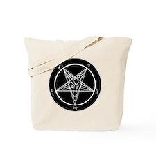 Baphonet Pentacle Tote Bag