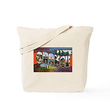 Orange County California Tote Bag