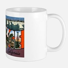 Orange County California Mug