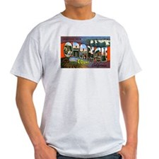 Orange County California (Front) T-Shirt