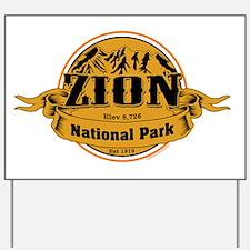 Zion Utah Yard Sign