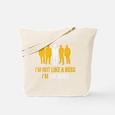 likeTheBoss4F Tote Bag