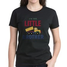 Little Brother Dump Truck Tee