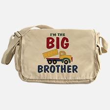 Big Brother Dump Truck Messenger Bag