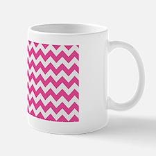 Chevron Pink Mug
