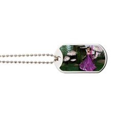 Fairy in Woodland Dog Tags
