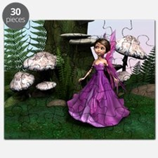 Fairy in Woodland Puzzle