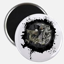 Tiger  Dragon JKD Magnet