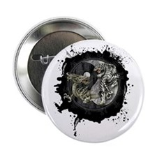 "Tiger  Dragon JKD 2.25"" Button"