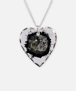 Tiger  Dragon JKD Necklace