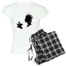 Queen and Corgi Pajamas