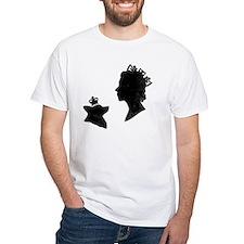 Queen and Corgi Shirt