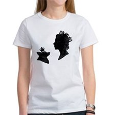 Queen and Corgi Tee