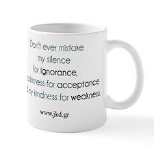 Dont ever... Mug