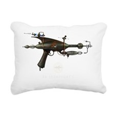 Dr. G male shirt Rectangular Canvas Pillow