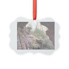 Hocking Hills Beauty Ornament