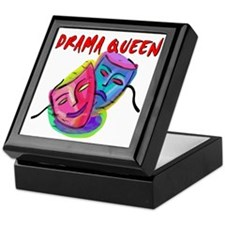 Drama Queen Keepsake Box