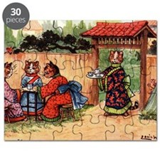 Tea Ceremony Puzzle