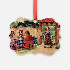 Tea Ceremony Ornament