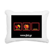JKD Tool... Rectangular Canvas Pillow