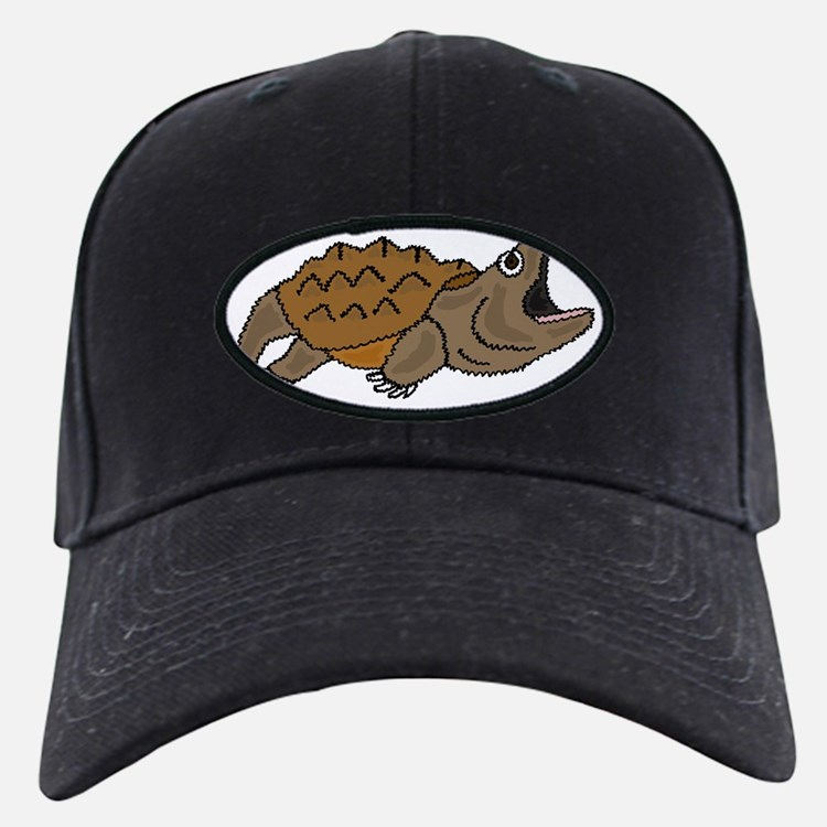 Funky Snapping Turtle Baseball Hat