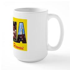 Kona Hawaii Greetings Mug