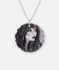 Goth Girl Necklace