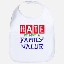 NO HATE Bib