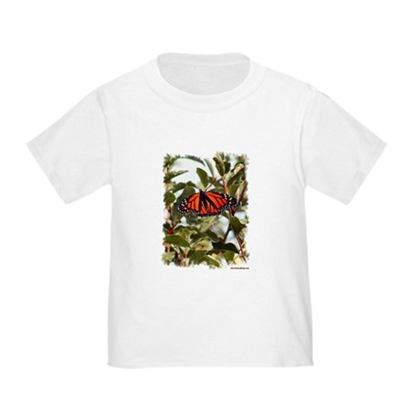 """Monarch Butterfly"" Toddler T-Shirt"