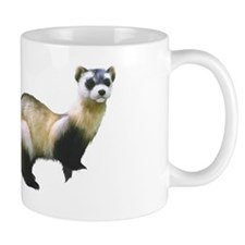 Black Footed Ferret Mug