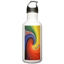 Celebrate Diversity ca Water Bottle