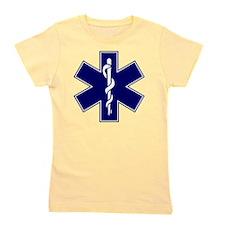 EMT logo Girl's Tee