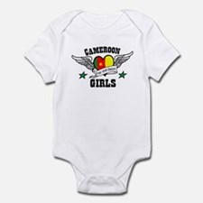 Cameroon has the best girls Infant Bodysuit